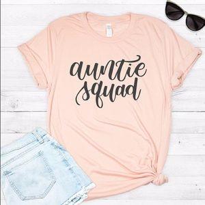 Aunt Shirt, Auntie Squad, Pregnancy Announcement
